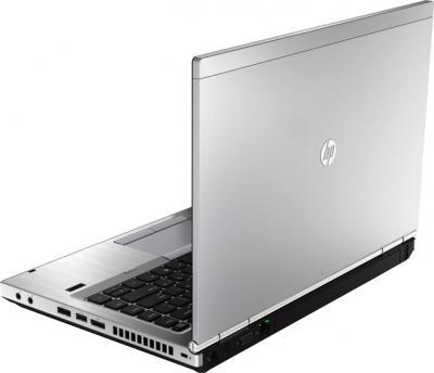 Ноутбук HP EliteBook 8470p (C5A74EA)  - вид сзади