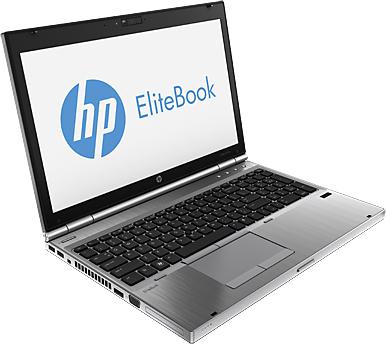 Ноутбук HP EliteBook 8570w (H4P08EA) - общий вид
