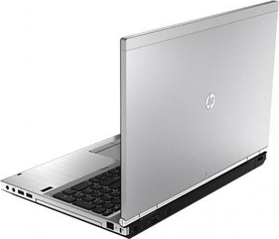 Ноутбук HP EliteBook 8570w (H4P08EA) - вид сзади