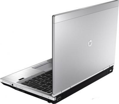 Ноутбук HP EliteBook 2570p (H4P18EA) - вид сзади