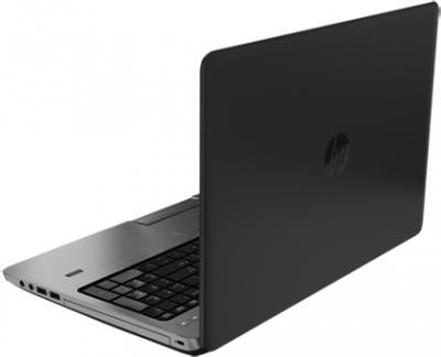 Ноутбук HP ProBook 450 G0 (H6E44EA) - вид сзади