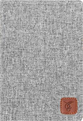 Обложка для электронной книги (Basic 611/613/622) Vivacase Gray (Jacquard) - общий вид