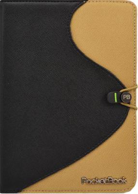 Обложка для электронной книги Vivacase S-style Lux Black-Beige (Skin) - общий вид