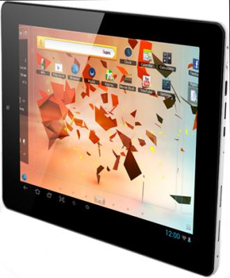 Планшет TeXet TM-9751HD 16GB (Black-Silver) - общий вид