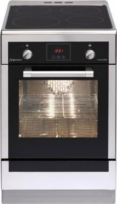 Кухонная плита MasterCook KI 2850 X Future - общий вид