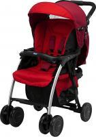 Детская прогулочная коляска Chicco Simplicity Plus (оранжевый) - общий вид