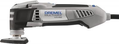 Профессиональный мульти-инструмент Dremel Multi Max MM40 (F.013.MM4.0JC) - вид сбоку