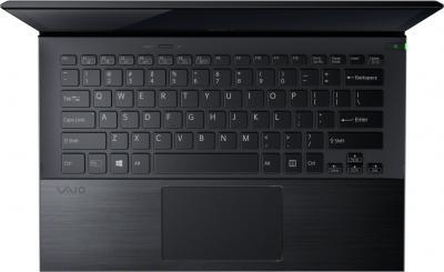 Ноутбук Sony Vaio SVP1321X9RBI - вид сверху