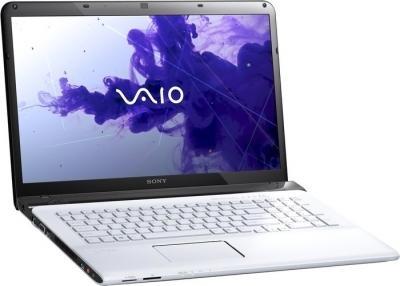 Ноутбук Sony Vaio SVE1713L1RW - общий вид