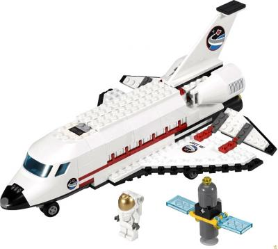 """Конструктор Lego City Космический корабль """"Шаттл"""" (3367) - общий вид"""