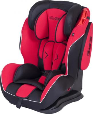 Автокресло EasyGo Maxima Sport Red - вид сбоку