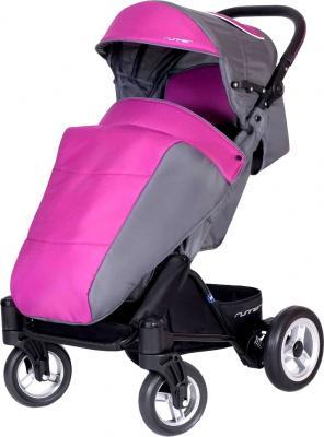 Детская прогулочная коляска Euro-Cart Runner Magenta - общий вид
