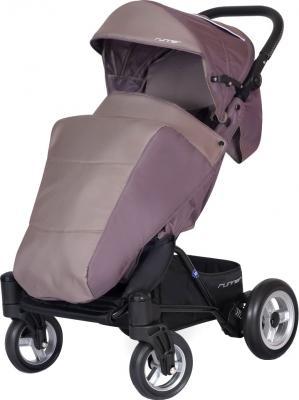 Детская прогулочная коляска Euro-Cart Runner Chocolate - общий вид