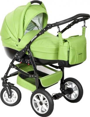 Детская универсальная коляска Riko Primo 2 в 1 (Pistachio) - общий вид