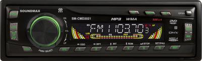 Автомагнитола SoundMax SM-CMD2021 - общий вид