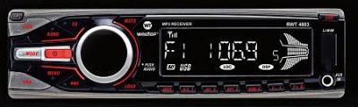 Бездисковая автомагнитола Welltop RWT-4803 - общий вид