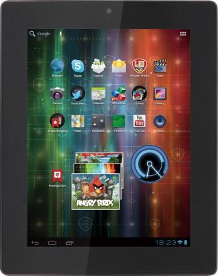 Планшет Prestigio MultiPad 2 8.0 Ultra Duo (PMP7280C_BK_DUO) 8GB - фронтальный вид