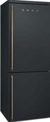 Холодильник с морозильником Smeg FA8003AO - общий вид