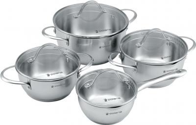 Набор кухонной посуды Polaris CL-3379 - общий вид