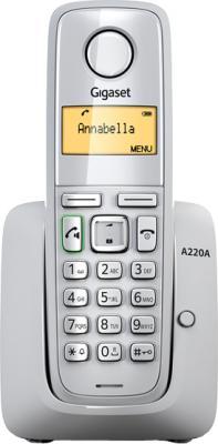 Беспроводной телефон Gigaset A220A Gray - общий вид