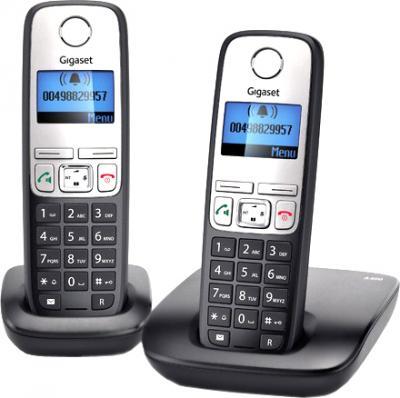 Беспроводной телефон Gigaset A400 Duo - общий вид