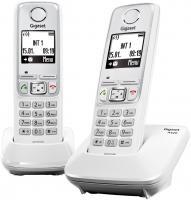 Беспроводной телефон Gigaset A420 Duo White -