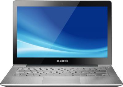 Ноутбук Samsung ATIV Book 7 (NP740U3E-X01RU) - фронтальный вид