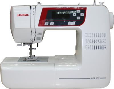Швейная машина Janome 601DC - общий вид