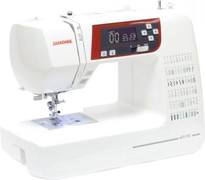 Швейная машина Janome 603DC - общий вид
