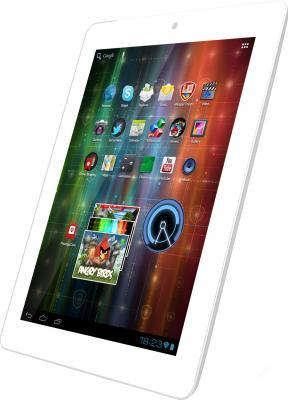 Планшет Prestigio MultiPad 2 8.0 Ultra Duo 3G (PMP7280C3G_WH_DUO) 8GB - вид сбоку
