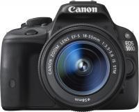 Зеркальный фотоаппарат Canon EOS 100D Kit 18-55 IS STM (черный) -
