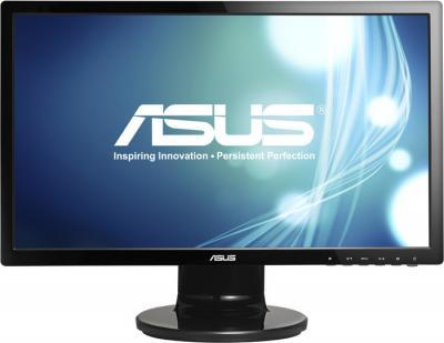 Монитор Asus VE228DE - фронтальный вид