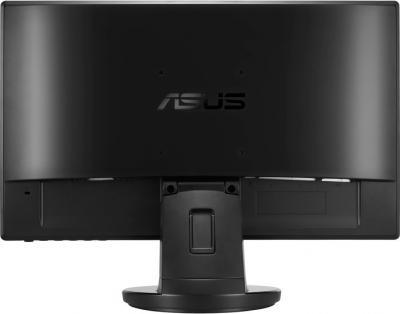 Монитор Asus VE228DE - вид сзади
