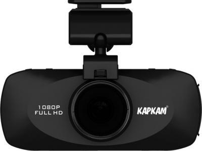 Автомобильный видеорегистратор КАРКАМ QL3 Neo - фронтальный вид