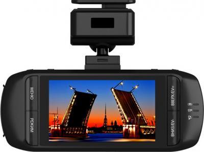 Автомобильный видеорегистратор КАРКАМ QL3 Neo - дисплей