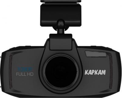 Автомобильный видеорегистратор КАРКАМ QS3 - фронтальный вид