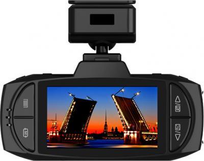 Автомобильный видеорегистратор КАРКАМ QS3 - дисплей