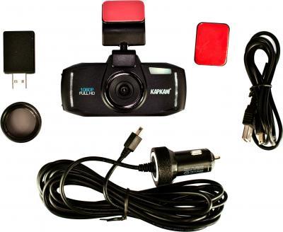 Автомобильный видеорегистратор КАРКАМ QS3 - комплектация