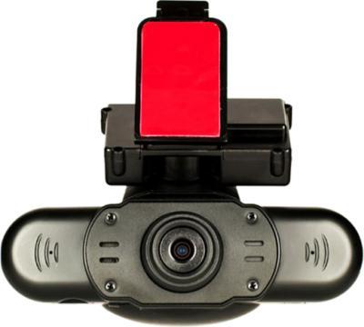 Автомобильный видеорегистратор КАРКАМ QX3 Neo - фронтальный вид