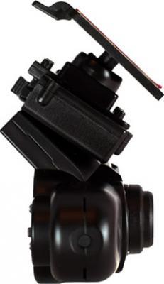 Автомобильный видеорегистратор КАРКАМ QX3 Neo - вид сбоку