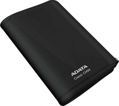 Внешний жесткий диск A-data CH94 1TB Black (ACH94-1TU-CBK) - общий вид