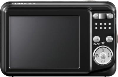 Компактный фотоаппарат Fujifilm FinePix AX650 Black - вид сзади