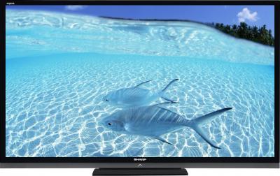 Телевизор Sharp LC-70LE741ERU - общий вид