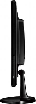 Монитор BenQ GW2255 Black - вид сбоку