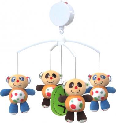Каруселька на кроватку Baby Mix TK/336 (панда-малыш) - общий вид