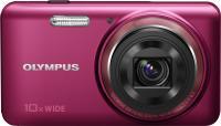 Компактный фотоаппарат Olympus VH-520 (красный) -