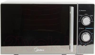 Микроволновая печь Midea MM720CMF - вид спереди