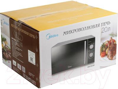 Микроволновая печь Midea MM720CMF - коробка