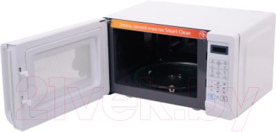 Микроволновая печь Midea EM720CEE - с открытой дверцей
