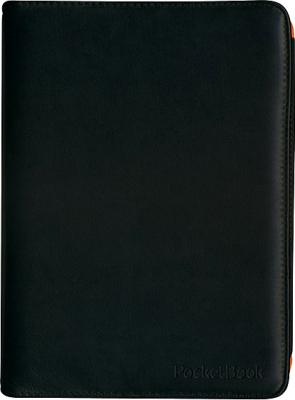 Обложка для электронной книги (Touch 623) PocketBook Black (Leatherette) - общий вид